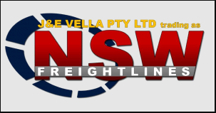 NSW Freight Lines